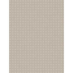 Papier peint gris Semi Allower- SWING - Caselio