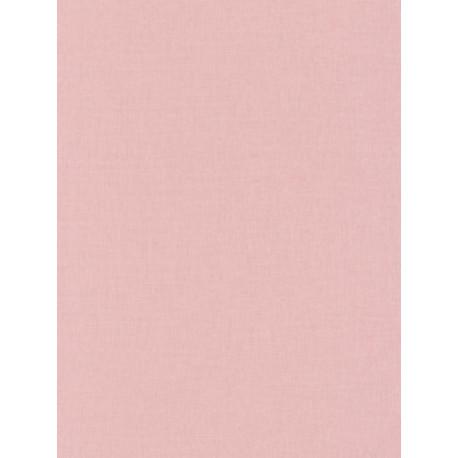 Papier peint uni rose clair - SWING - Caselio