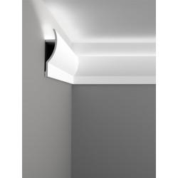 Cimaise ou corniche d'éclairage indirect Fluxus - Collection ULF MORITZ Luxxus - ORAC DECOR