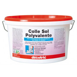 Colle Sol Polyvalente 750g - Decotric