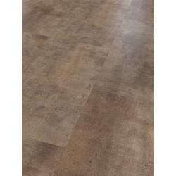 LOOSELAY béton gris Arizona - Dalles vinyles PVC auto-plombantes - aspect minéral