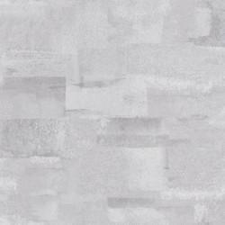 Papier peint effet béton gris clair - Material - Caselio