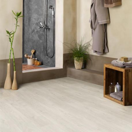 Sol PVC - Noma parquet bois blanc - Texline GERFLOR - rouleau 4M