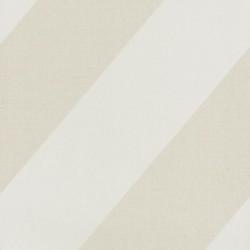 Papier peint Oblique blanc et doré - HELSINKI - Casadeco