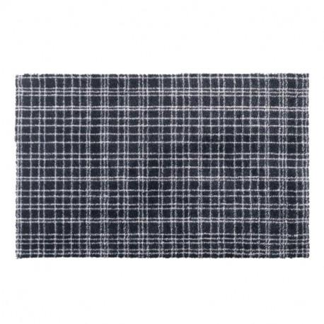 Paillasson / Tapis de propreté à motif FUSION DRY gris argent - Hamat