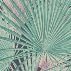 Papier peint Palmier  - Lucy in the sky - Rasch