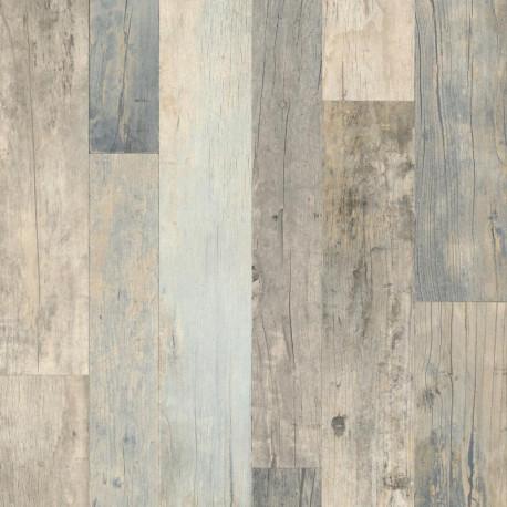 Papier peint planches de bois - Factory III - Rasch