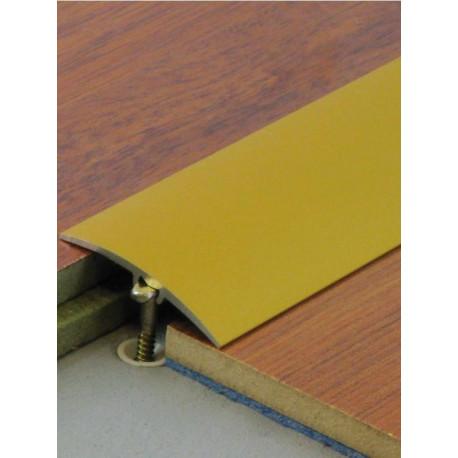 0,73mx41mm - Barre de seuil or invisible multi-niveaux Dinafix - DINAC