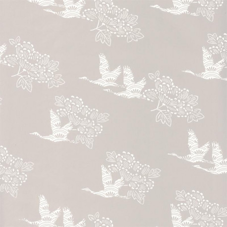 Papier peint TOBU beige - HANAMI - Caselio