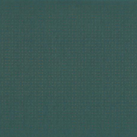 Papier peint intissé GRAPHITE bleu anglais - Collection PORTFOLIO - CASAMANCE