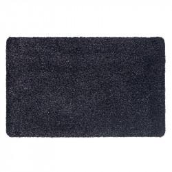 Paillasson / Tapis de propreté moucheté gris graphite AQUA LUXE - Hamat