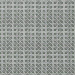 Papier peint cannage Luxury Webbing Vert. Graham & Brown