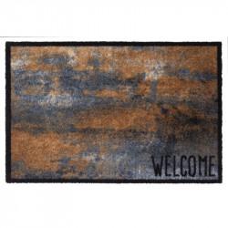 Paillasson / Tapis de propreté PRESTIGE Welcome Rust Hamat