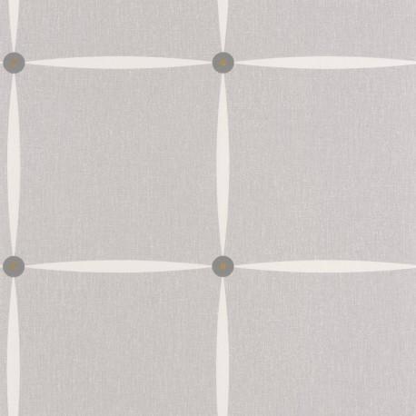 Papier peint Funk gris clair - MOOVE - Caselio MVE101369100