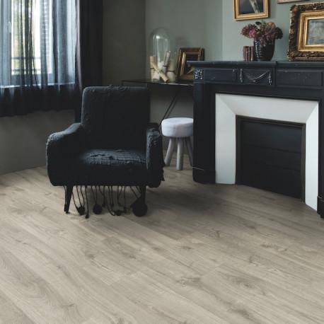 Quick Step - Lame PVC à clipser - Livyn Pulse Click - chêne automne gris chaleureux