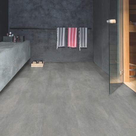 AMCL40051 quickstep ambient beton gris fonce
