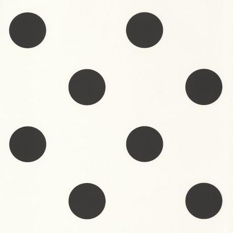 Papier peint Fullmoons Noir -MOONLIGHT- Caselio MLG101209007