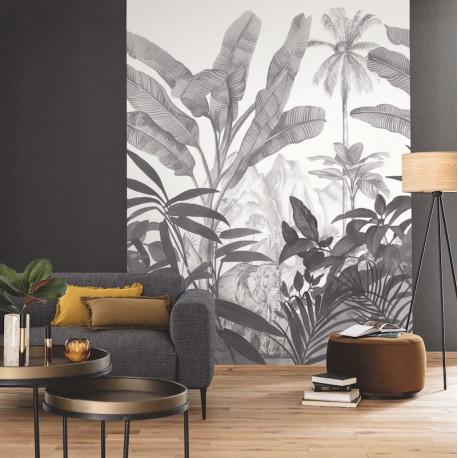 Panoramique Hathi Noir Et Blanc -MOONLIGHT- Caselio MLG101289008