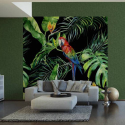 Panoramique Parrot II -116615- Greenery - AS CREATION