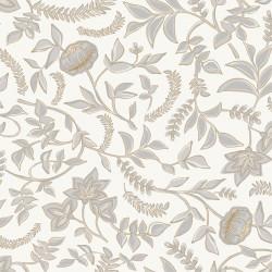 Papier peint Honour gris doré -MYSTERY- Caselio MYY101589000
