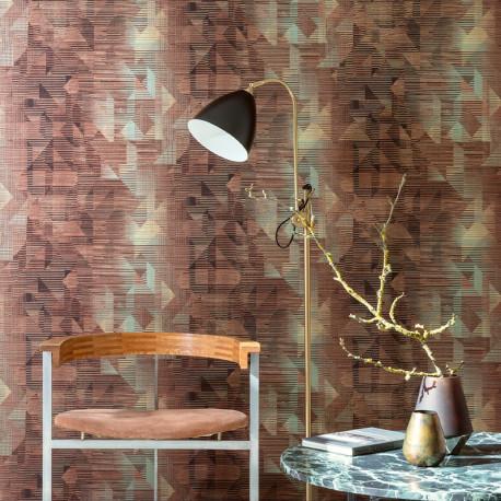 Papier peint Sauvage Sequoia -WILD- Masureel WIL605