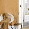 Papier peint Ecorce jaune -JARDINS SUSPENDUS- Casadeco JDSP85222411
