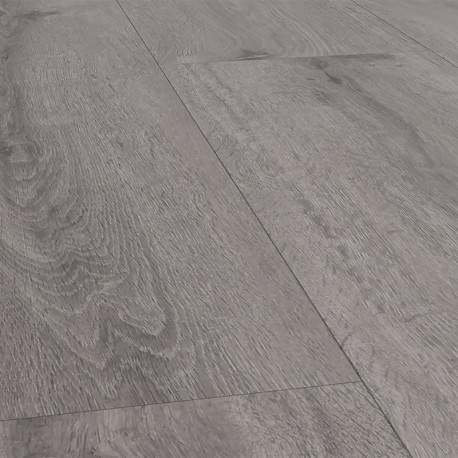 """FALQUON Wood """" P1002 Aspen """" chêne gris - lames vinyles à clipser The Floor"""