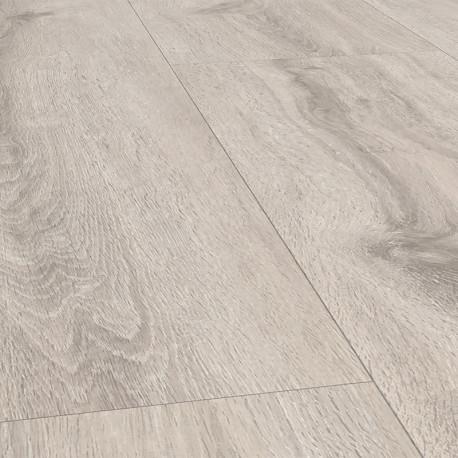 """FALQUON Wood """" P1001 Dillon """" chêne grège - lames vinyles à clipser The Floor"""