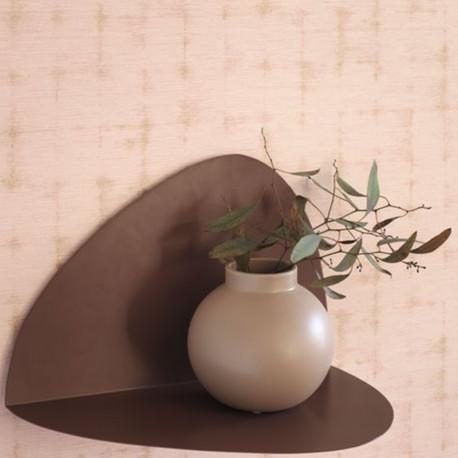 Papier peint Fiction Rose Poudré -UTOPIA- Casadeco UTOP85154128