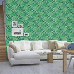 Papier Peint Urban Jungle Vert -CLUB BOTANIQUE- Rasch 538922