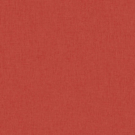 Papier peint uni taupe clair - LINEN - Caselio