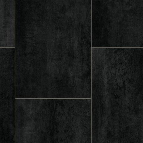 Revêtement PVC - Largeur 4m - Atlas BARCELONA D noir 590  - IVC