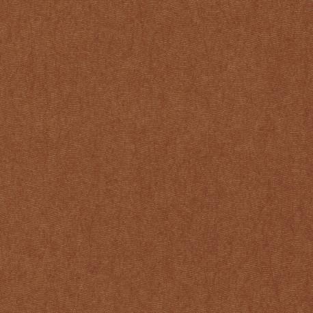 Papier peint Dandy Uni Gallant terracotta - BLOSSOM - Casamance - B72342272