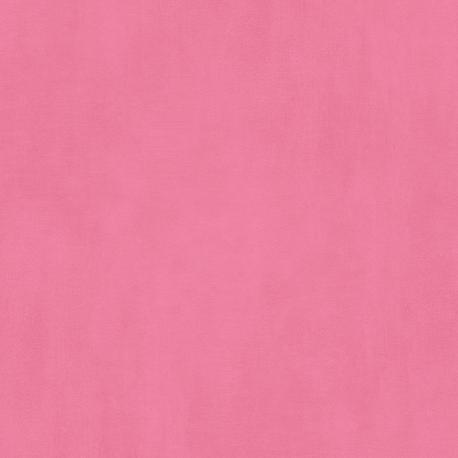 Papier peint Uni rose framboise pailleté - BABY LAND - Lutèce 21136