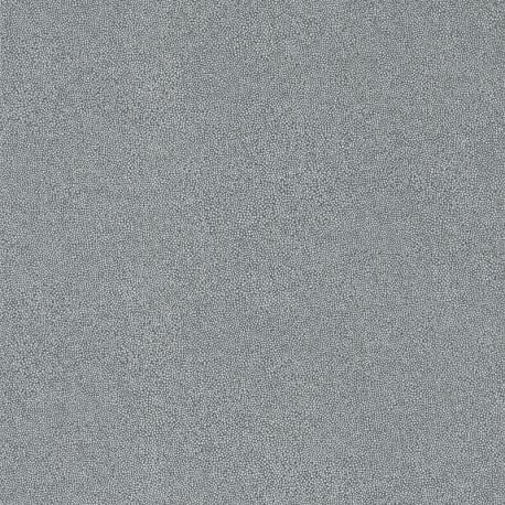 Papier peint Bolinger vert de gris - ORPHEE - Casamance - ORP73900366