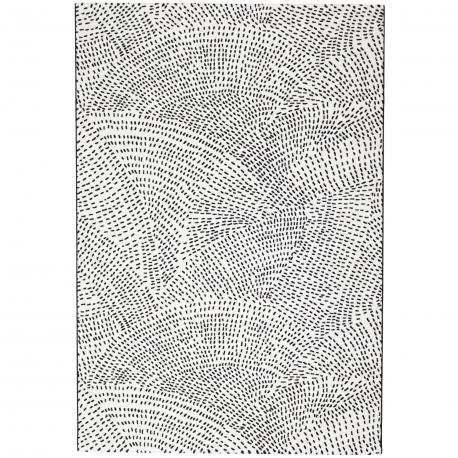 Tapis Bianconero noir - INK- OSTA - OSINK4637AF900135