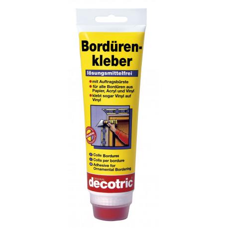 Colle Frise Décorative et Bordure - Tube 250g - DECOTRIC