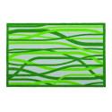 Tapis de propreté - paillasson vert WHISPERING GRASS -  Lars Contzen