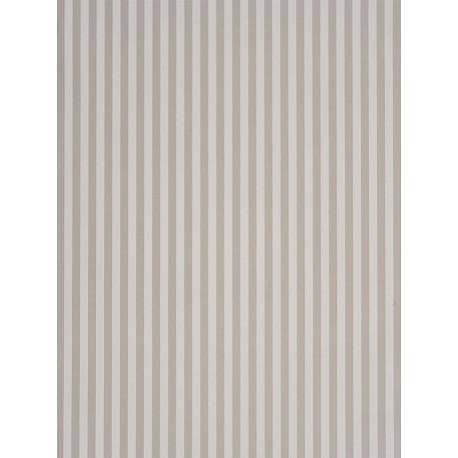 Papier peint Rayures gris - DOUCE NUIT - Casadeco - DCN18899101