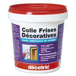Colle Frise Décorative - Decotric