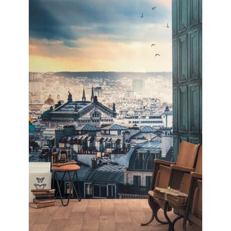 Panoramique Toit de Paris beige - METAPHORE - Caselio - MTE65679099
