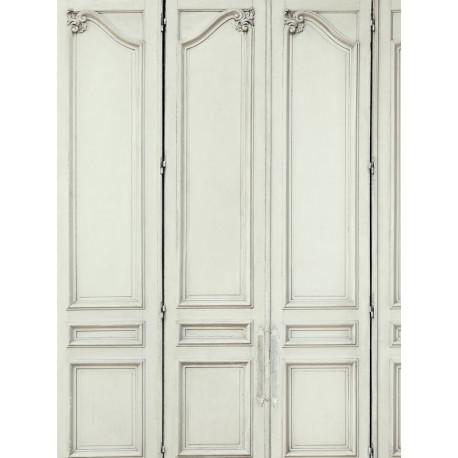 Panoramique Porte Louis XV blanc cassé - METAPHORE  - Caselio - MTE65689097