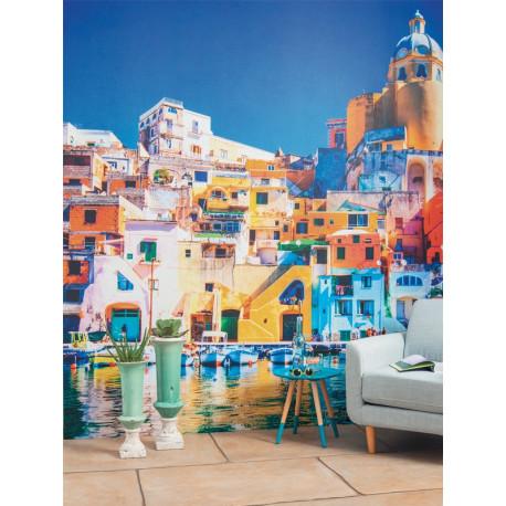 Panoramique Italie multicolore - METAPHORE - Caselio - MTE65693025
