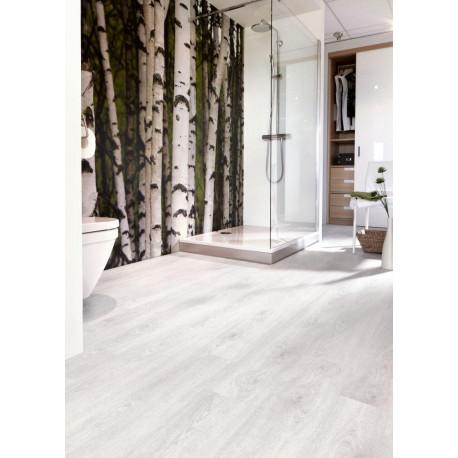 Lame PVC clipsable - Andes chêne blanc - Yucatan KALINAFLOOR