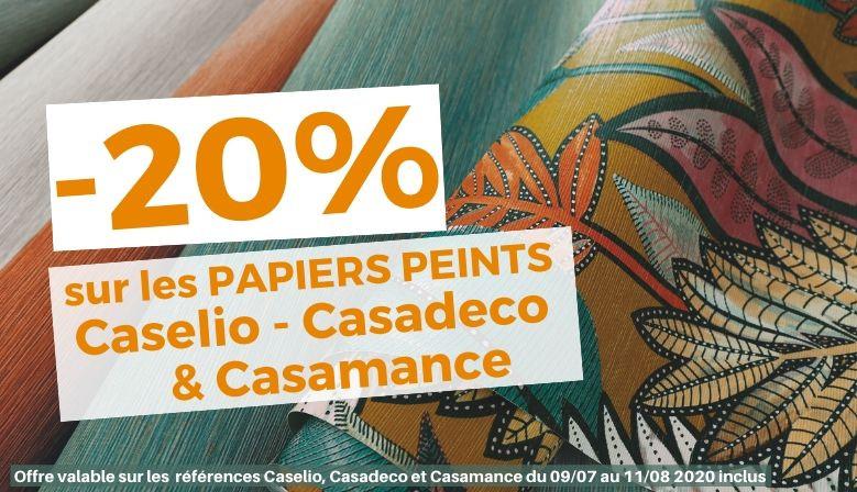 Promotions sur les papiers peints tendances de marques sur clicjedecore.com !